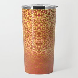 The Golden Circle Travel Mug
