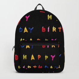 Bday pat.! Backpack