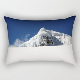 the summit  Rectangular Pillow