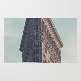 Flat Flat Iron - NYC Rug