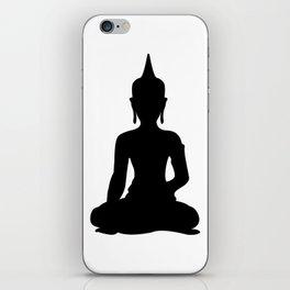 Simple Buddha iPhone Skin