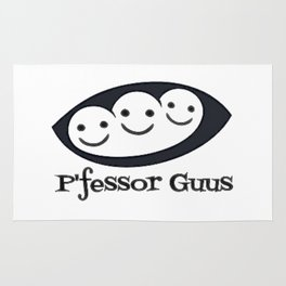 P'fessor Guus Seeds of Optimism Rug