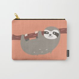 Sloth card - I don't care Carry-All Pouch