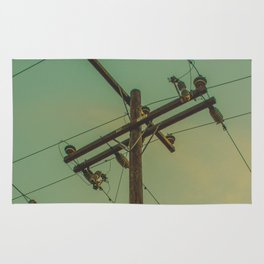 ElectricPole_0001 Rug