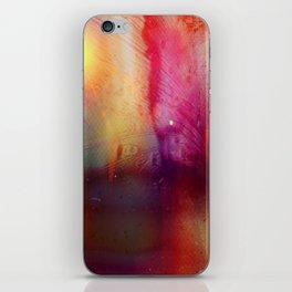 Disintegration (Falling Apart) iPhone Skin