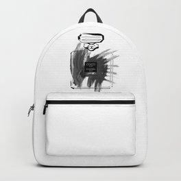 Black perfume #2 Backpack