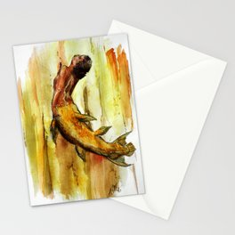 Mer-acanth Stationery Cards