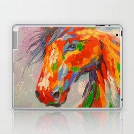 A COLORFUL HORSE Laptop & iPad Skin