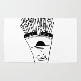 Cali Fries Rug