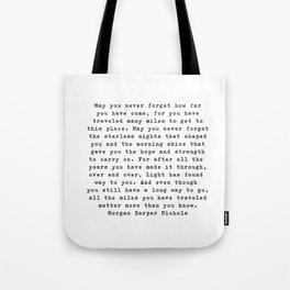 Morgan Harper Nichols Tote Bag