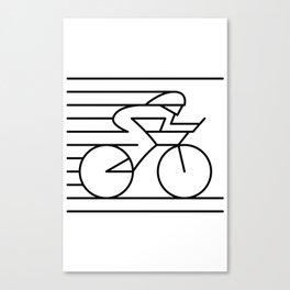 Roadie Bike Canvas Print