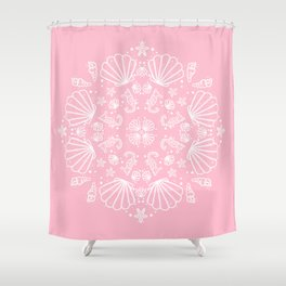 Shells Shower Curtains