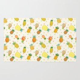 Pineapple Pura Vida Rug