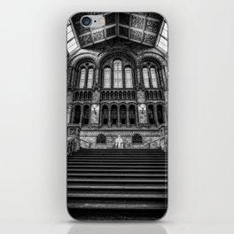 History Museum London iPhone Skin