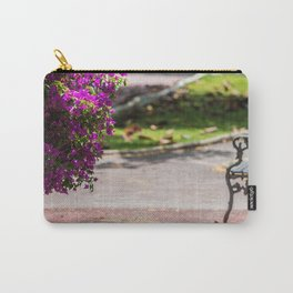 quiet spring Carry-All Pouch