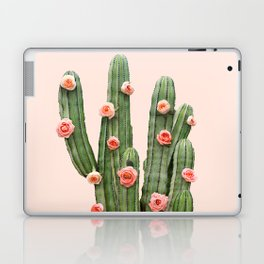 CACTUS AND ROSES Laptop & iPad Skin