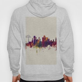Middlesbrough England Skyline Hoody