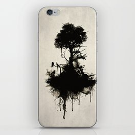 Last Tree Standing iPhone Skin