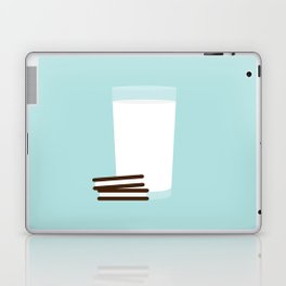 #25 Milk and Cookies Laptop & iPad Skin