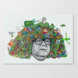 DERIVATIVE! Canvas Print