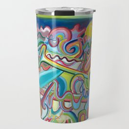 Composición verano 1 Travel Mug