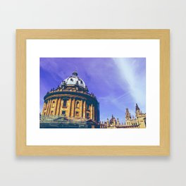 architectural beauty Framed Art Print
