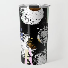 Spiralling out of control Travel Mug