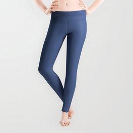 UCLA Blue - solid color Leggings