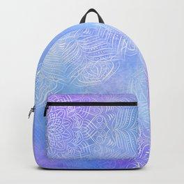 Boho mystic mandala Backpack
