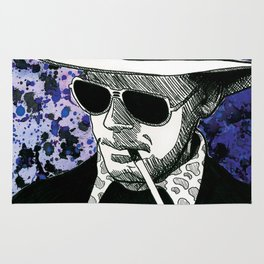 Hunter S. Thompson, Bat Country Rug