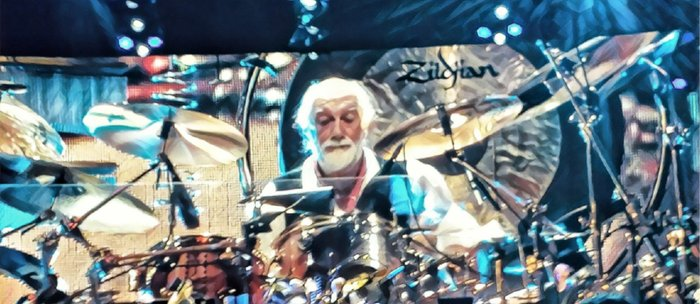 Mick Fleetwood -  2015 Tour Coffee Mug