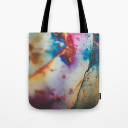 Copper Patina I Tote Bag