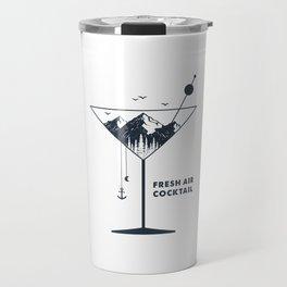 Fresh Air Cocktail Travel Mug