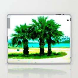 Tropical Tree Trio Laptop & iPad Skin
