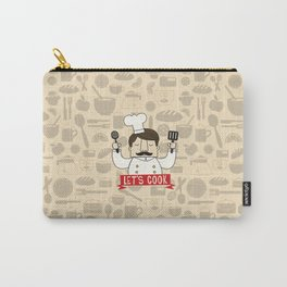 Let's Cook! Carry-All Pouch