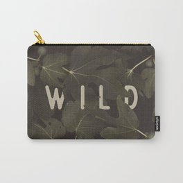 Wild I Carry-All Pouch