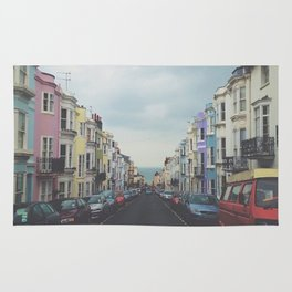 Brighton Houses Rug