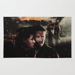 Outlaw Queen : The Drago Rug