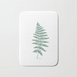 New Zealand Tree Fern Bath Mat