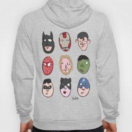 The Avengers Hoody