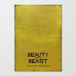 B&B Canvas Print