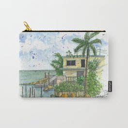 Beach Side Carry-All Pouch