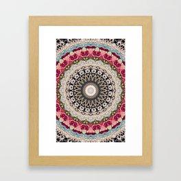 Mandala Hahusheze  Framed Art Print
