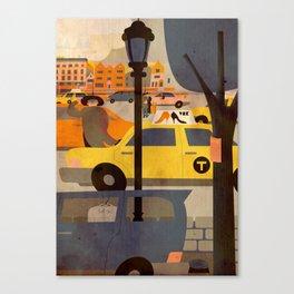 CROWN HEIGHTS 1 Canvas Print