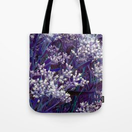 Bunches of Tiny Flowers Tote Bag
