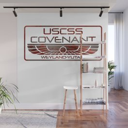 Covenant Oxide Wall Mural
