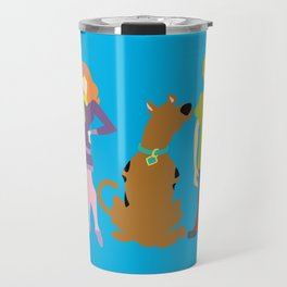 Scooby Do Gang Travel Mug