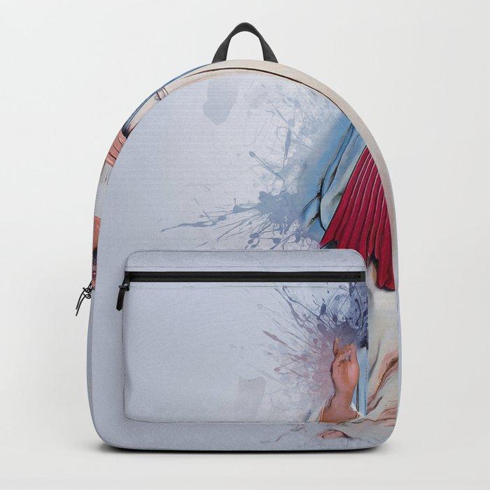 God Loves You Backpack