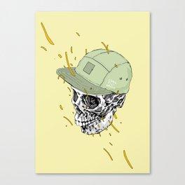 Cool til´death Canvas Print