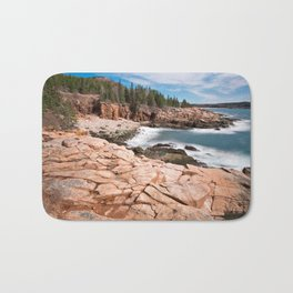 Acadia National Park - Thunder Hole Bath Mat